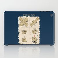 metal gear solid iPad Cases featuring Metal Gear by le.duc