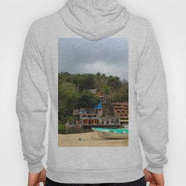 Dreamy Mexican Beach Day Hoody
