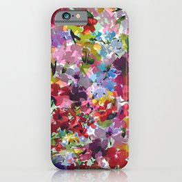 Hummingbird Haven iPhone Case