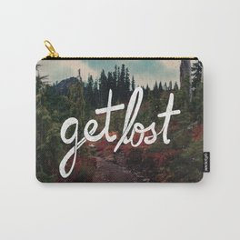 Get Lost in the Pacific Northwest Carry-All Pouch