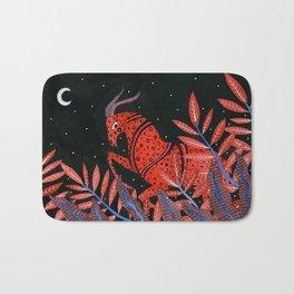 Zodiac - Capricorn Bath Mat