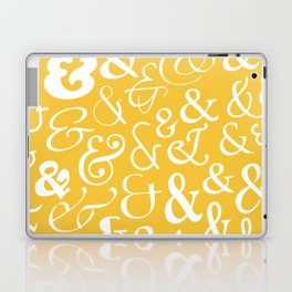 We Are Ampersands Laptop & iPad Skin
