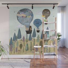 a little woodland adventure Wall Mural