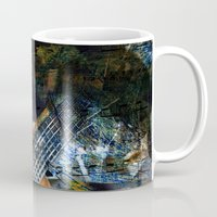 blues Mugs featuring Blues by  Agostino Lo Coco