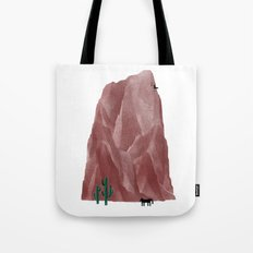 The Living Rock Tote Bag