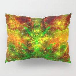 Crab Stardust- The Mind Opens Pillow Sham