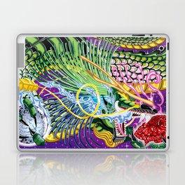 Dragon Of The Rose Laptop & iPad Skin