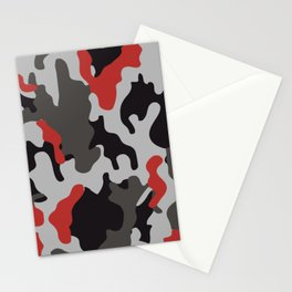 AC Milan camouflage Colores Stationery Cards