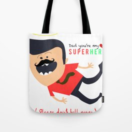 Ltd Edition: This is  father day special Tote Bag