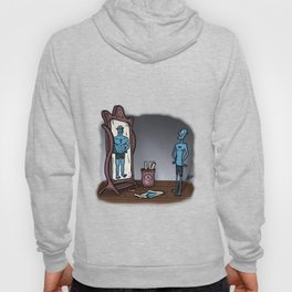 Be who you want. Hoody