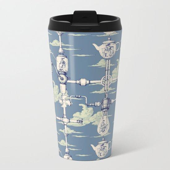 Apnea City Metal Travel Mug