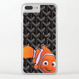 Goyard Nemo Clear iPhone Case