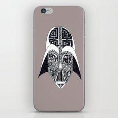 Celtic Vader iPhone & iPod Skin
