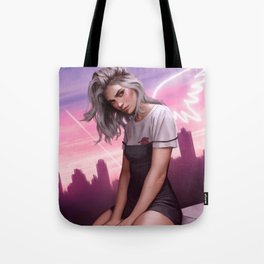 In my dreams Im to blame Tote Bag