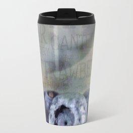 Blueberry Art Travel Mug