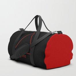 Fire Element Symbol Duffle Bag
