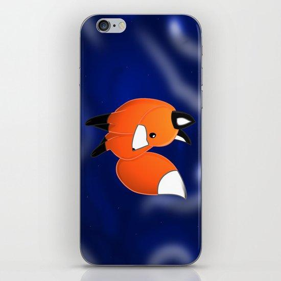 Introducing a fox iPhone & iPod Skin