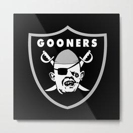 Astoria Gooners Metal Print
