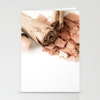 makeup Stationery Cards featuring Makeup 01 by VanessaGF