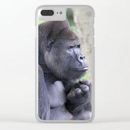 Gorilla 519-2 Clear iPhone Case