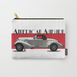 American Auburn Carry-All Pouch