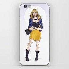Dinah iPhone & iPod Skin