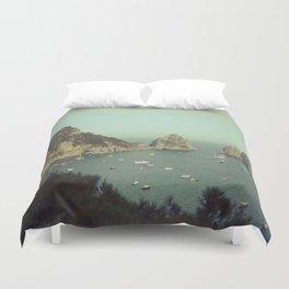 Amalfi coast, Italy 2 Duvet Cover