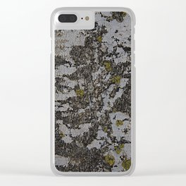 Bark IV Clear iPhone Case