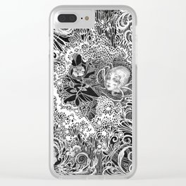 Redecorating Clear iPhone Case