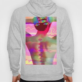 Psychedelic Drawing Hoody