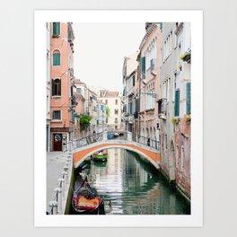 Venezia - Venice Italy Travel Photography Art Print