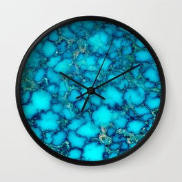 Smearing effects Wall Clock