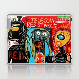 Ex-telecom Laptop & iPad Skin