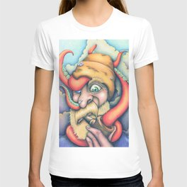 Consumed by the Sea T-shirt