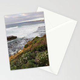 La Jolla Coast Stationery Cards