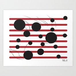 Nå.4 Art Print