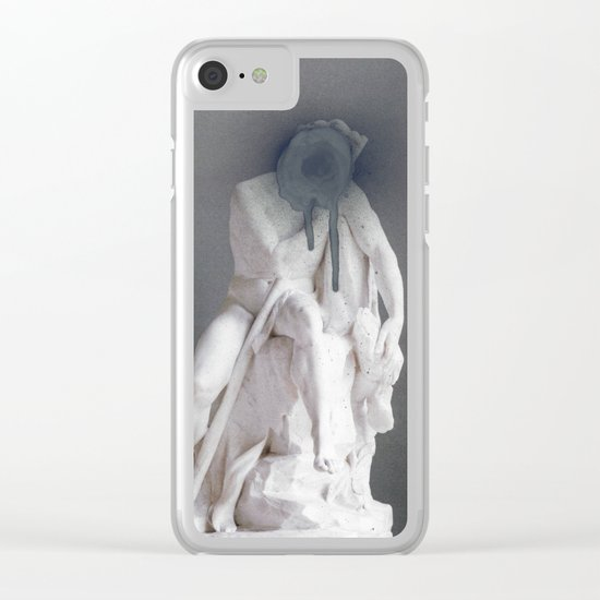 Blast Clear iPhone Case