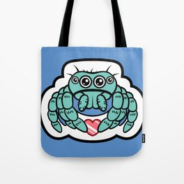 Kawaii Spider! Tote Bag
