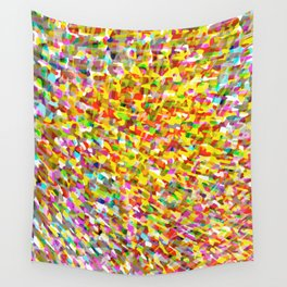 color space Wall Tapestry