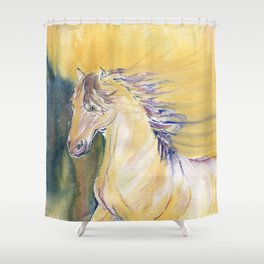 Horse Spirit Shower Curtain