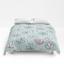 Cute Floral Ditsy Pattern Comforters