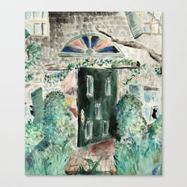 The Trespass Canvas Print