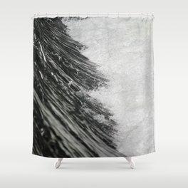 Violent Opposition Shower Curtain