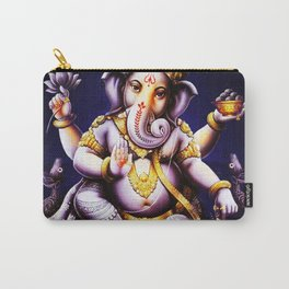 Hindu Ganesha 3 Carry-All Pouch