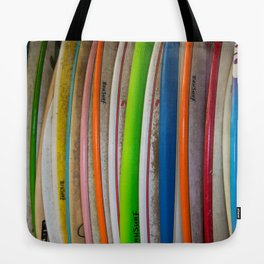 Surfboards For Rent Tote Bag