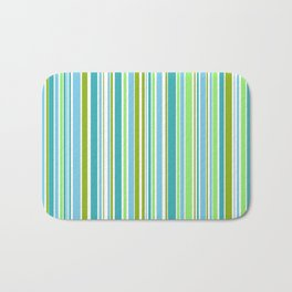 Candy Stripe 1 Bath Mat