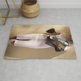 Diary of a Stalker Rug