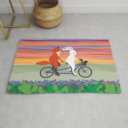 Hill Country Joyride Rug