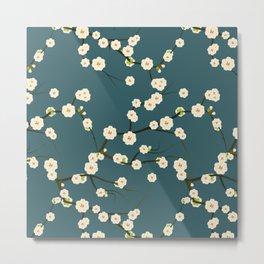fleuri 4 Metal Print