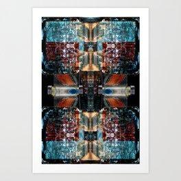 OR/WELL: Calculator V1 Art Print